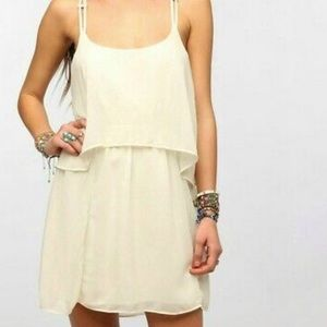 Urban Outfitters Ecote Double Layer Fit & Flare